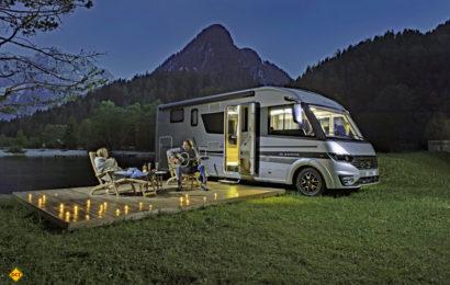 Die deutsche Caravaning-Branche setzt ihre Rekordfahrt auch im Jahr 2018 fort. (Foto: Adria)
