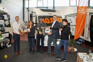 Carado hat 40.000 Freizeitfahrzeuge im Werk Capron produziert. (Foto: Werk)