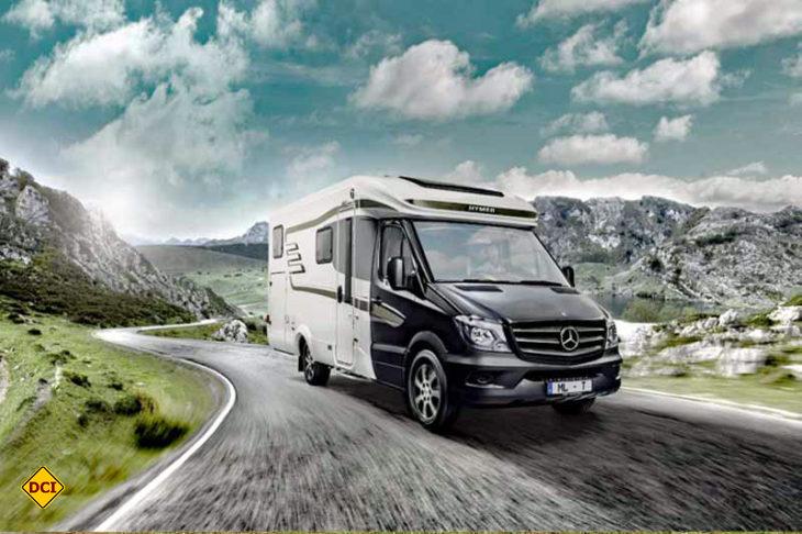 Der DCHV empfiehlt vor der Saison einen umfassaenden Frühjahrs-Check an Reisemobil und Caravan. (Foto: Hymer)