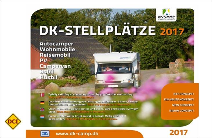 """Das neue System """"DK-Stellplätze"""" ermöglicht flexibles und preiswertes Übernachten mit dem Reisemobil an Dänemarks DK-Campingplätzen. (Foto: DK-Camp)"""