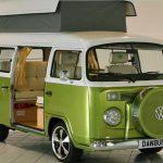 It's tea time – VW-Bulli Retro Kult von der Insel