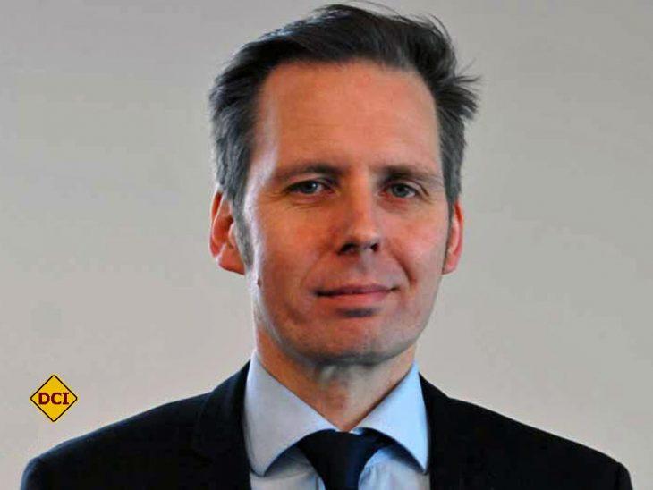 Jost Krüger vom CIVD ist designierter Generalsekretär des europäischen Herstellerverbandes ECF. (Foto: det)