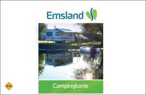 Das Emsland bietet jetzt noch mehr Reisemobil-Stellplätze in der Emsland Campingkarte an. (Foto: Emsland Touristik)