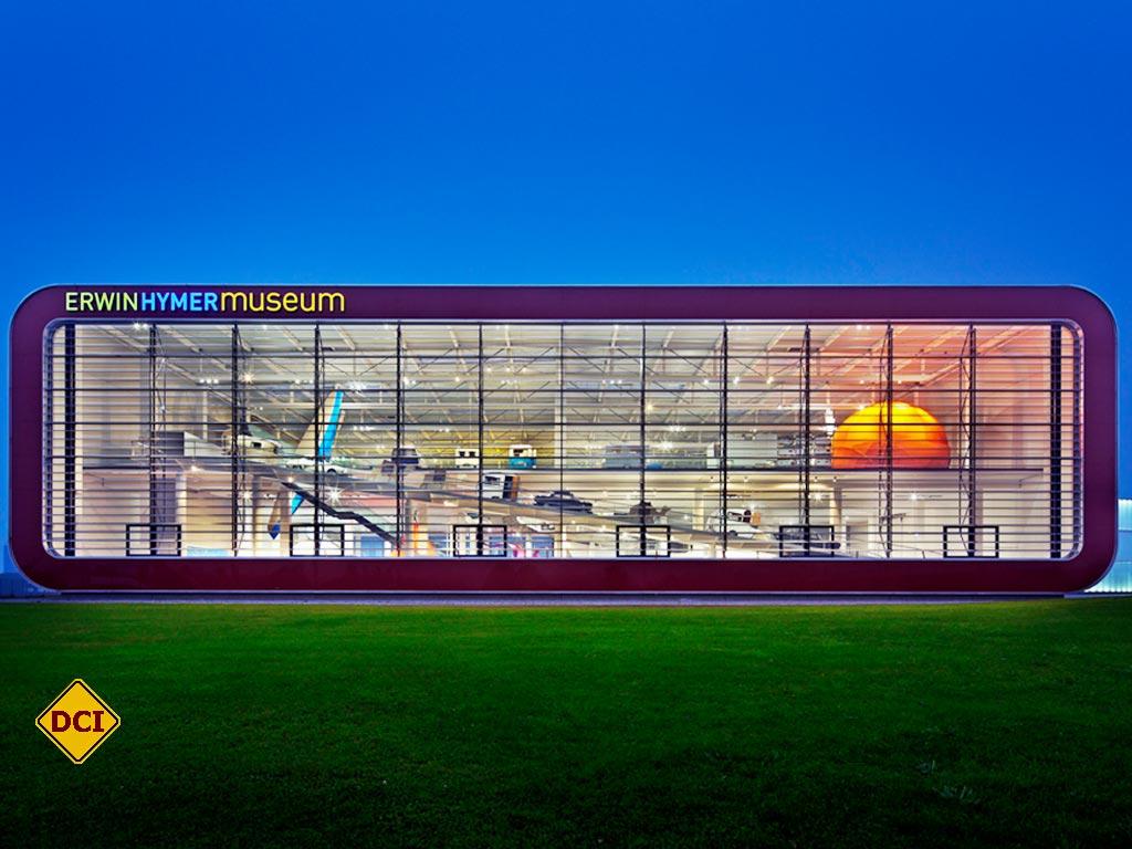Das Caravaning-Oldtimer Museum Erwin Hymer Museum in Bad Waldsee hat sich zu einem Besuchsmagneten in Oberschwaben entwickelt. (Foto: Museum)