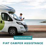 Starker Service für das Ducato-Wohnmobil – Fiat Camper Assistance