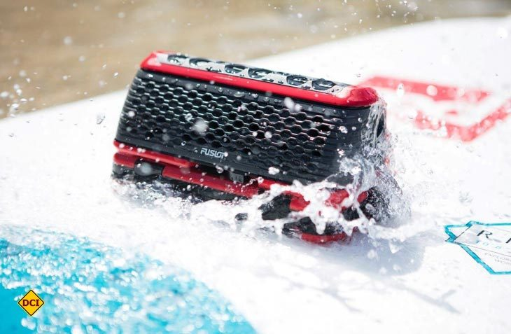 Fusion: Hammer-Sound für Strand und Wassersport. (Foto: Fusion)