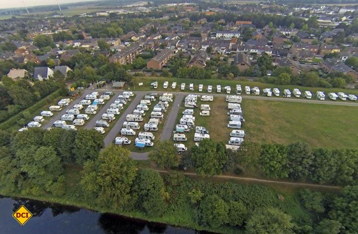 Auch 2017 startet Goch bei den Niederrheinischen Reisemobiltagen mit einem Camping-Trödel-Markt. (Foto: Goch)