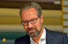 Guido Peisen leitet seit zehn Jahren den mittelständischen Betrieb Gisatex in Reutlingen. (Foto: det)