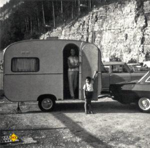 """Der """"Ur""""-Hobby Ende der 60er-Jahre. (Foto: Werk)"""