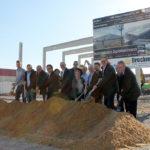 Spatenstich für LMC-Neubau in Sassenberg