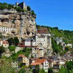 Historische Dörfer am französischen Jakobsweg