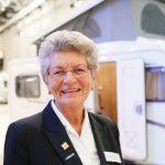 Maria Dhonau – 55 Jahre auf dem Caravan Salon dabei