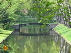 24 Hektar verwunschene Parkanlage - der historisches Schlossgarten. (Foto: Schwerin Tourismus)