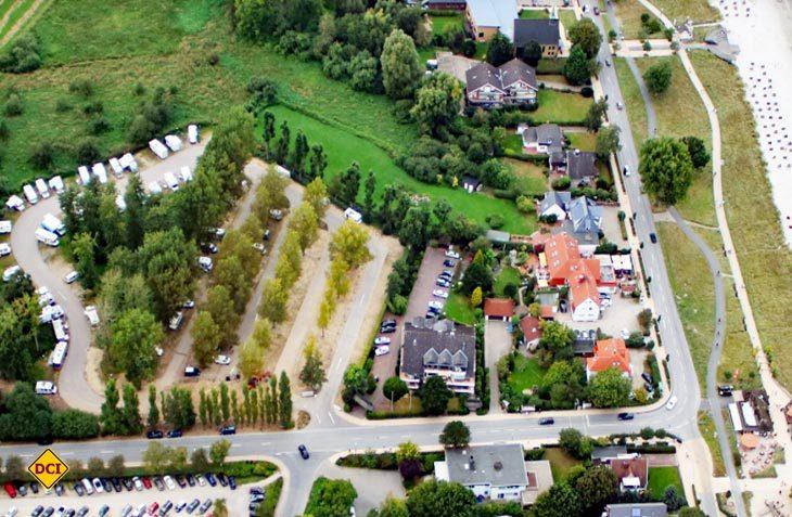 Der beliebte Womohafen in Scharbeutz ist jetzt in privater Hand und wird komplett saniert. (Foto: Stellplatz Scharbeutz)