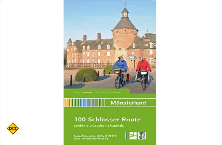: Die neuen Urlaubskataloge 2017 für das Münsterland sind erschienen: Hier der Katalog Radfahren mit tollen Touren-Tips.