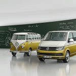 VW Multivan – Sondermodell 70 Jahre Bulli