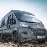 VanTourer 540 ergänzt Kastenwagenprogramm von Eurocaravaning