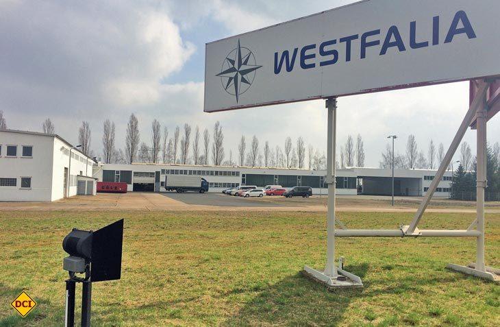Der neue Produktions-Standort von Westfalia in Gotha wurde jetzt eröffnet. (Foto: Werk)