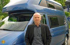 Mike Reuer ist Geschäftsführer von Westfalia und leitet auch das neue Werk in Gotha. (Foto: det)