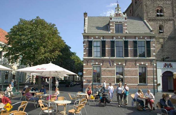 Der Besuch der niederländischen Hansestädte kommt einer Zeitreise gleich. (Foto: NBTC)