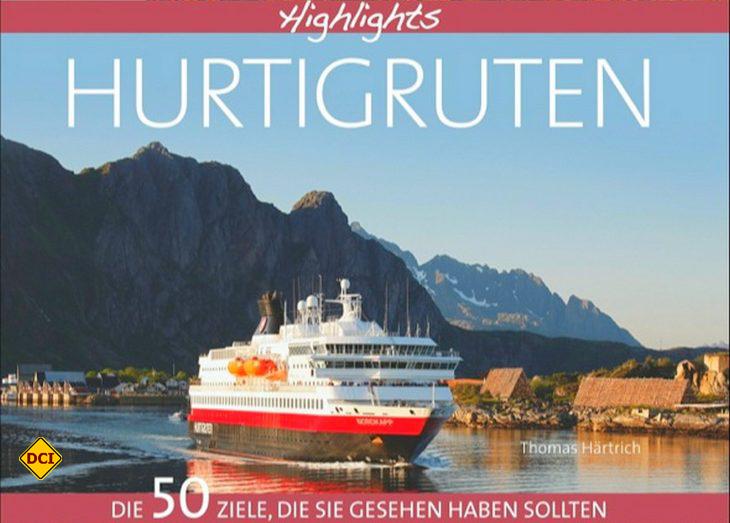50 Ziele, die man auf einer Fahrt entlang er norwegischen Hurtigruten gesehen haben muss. (Foto: Verlag)