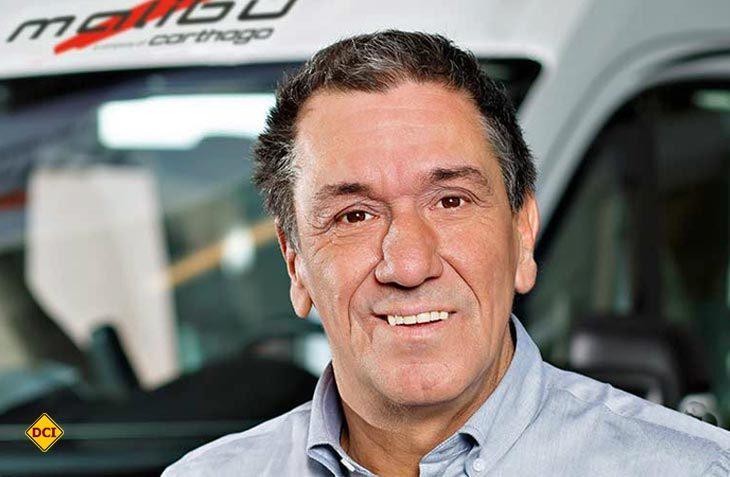 Martin Heinen ist neuer Verkaufsleiter für Malibus Vans. (Foto: Werk)