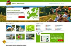 Die neuen Website von ACSI soll Camper über kleine und naturnahe Campingplätze informieren. (Foto: ACSI)