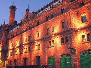 Brauerei und Museum der Gebrüder Maisel. (Foto: Maisel)