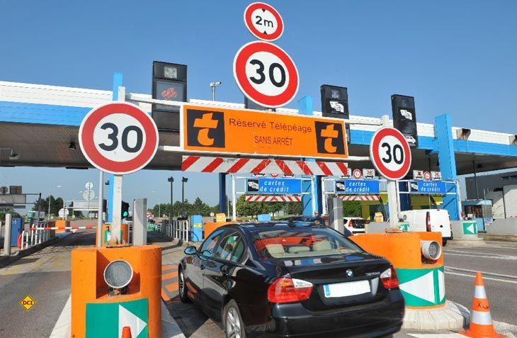 Kein Ticket, keine Münzen, keine Kreditkarte – freie Fahrt über französische Autobahnen Richtung Süden mit dem Bip&Go System (Foto: Bip & Go)