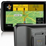 Blaupunkt zeigt mobile Navis mit aktiver Halterung