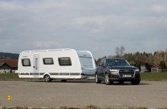 Der Dethleffs Beduin ist ein Komfort-Caravan für das anspruchsvolle Paar. (Foto: sis)