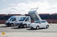 emovom kann alle gängigen Version des Fiat Transporters zum E-Fahrzeugen umbauen. (Foto: Werk)