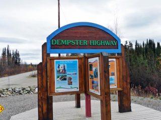 Auch für die Reise mit dem Wohnmobil über den Dempster Highway Richtung Norden ist für deutsche Touristen eine Reisegenehmigung (eTA) erforderlich. (Foto: hcb)