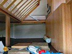 Unter dem Heckbett öffnet sich ein großer Stauraum. (Foto: has)