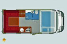Grundriss Eura Terrestra 570 HS. (Grafik: Werk)