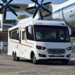 Eura Mobil stellt neues Flaggschiff Integra vor