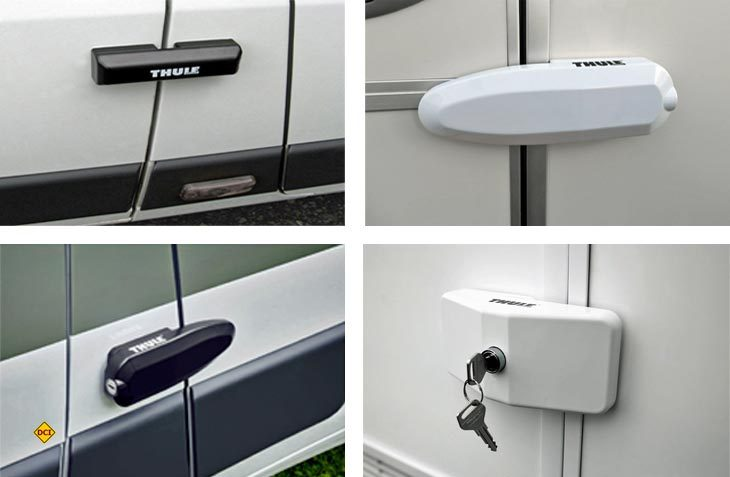 Im Juni hat Frankana hochwertige Sicherheitsschlösser für Wohnwagen, Reisemobil und Camper von Thule im Angebot- (Foto: Werk)