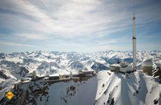 Das ist Spitze: Der Pic du Midi in den Pyrenäen. (Foto: CRT Midi-Pyrenees)