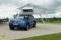 Fahrwerks-Spezialist Goldschmitt kann für alle gängigen Pick Up-Fahrzeuge eine Fahrwerksoptimierung anbieten. (Foto: det)
