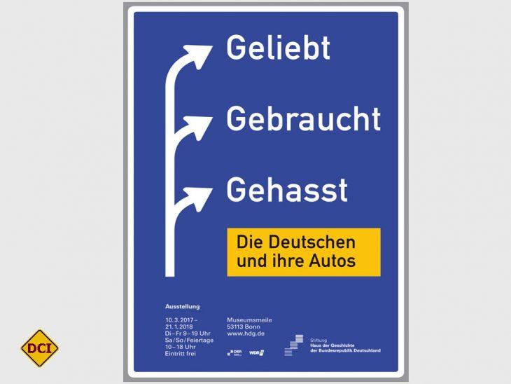Das Haus der Geschichte in Bonn zeigt eine sehenswerte Ausstellung zum die Deutschen und ihr liebstes Kind. (Foto: Haus der Geschichte)