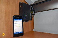 Die Smartphone-App von Truma war der erste Schritt in die digitale Welt der Freizeitfahrzeuge. (Foto: det)