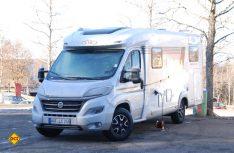 Der LMC Bremer hat sich als durchaus wintertaugliches Reisemobil erwiesen. Schwachstelle: Das Fahrerhaus muss zusätzlich beheizt oder isoliert werden. (Foto: alf)
