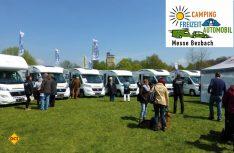 Die Messe Camping Freizeit Automobil findet zum 56. Mal in Bexbach statt. (Foto: Messe Bexbach)
