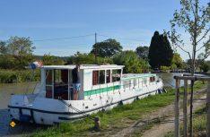 Die Locaboat Penichette 1500 ist ein handliches und leicht bedienbares Hausboot. (Foto: det)