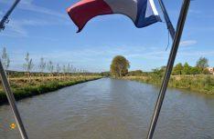 Das großes Platanen-Sterben macht den Canal du Midi nackt und erfordert eine Aufforstung. (Foto: det)