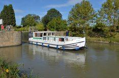 Die Penichette 1500 von Locaboat ist für 4 bis 6 Personen geeignet. (Foto: det)