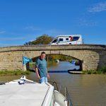 Südfrankreich: Tausche Liegeplatz gegen Stellplatz – Teil 1 Hausboot
