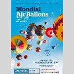 Buntes Schauspiel – Ballons am Lothringer Himmel