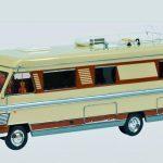 Modellauto Hymermobil 900 bei Movera