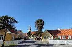 Strahlt Ruhe und Beschaulichkeit aus – das Künstlerdorf Skagen an der Nordspitze Dänemarks.(Foto: hcb)